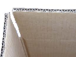 recycled double wall cardboard box